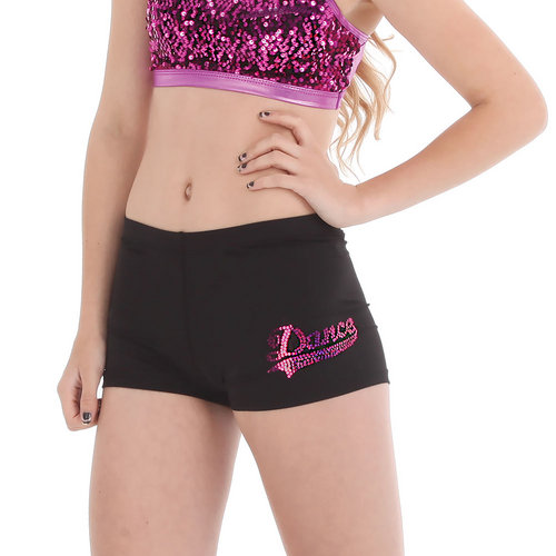 Womens Hi-Lite Dance Short : G279A