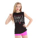 Dance Speaks Tank : G297