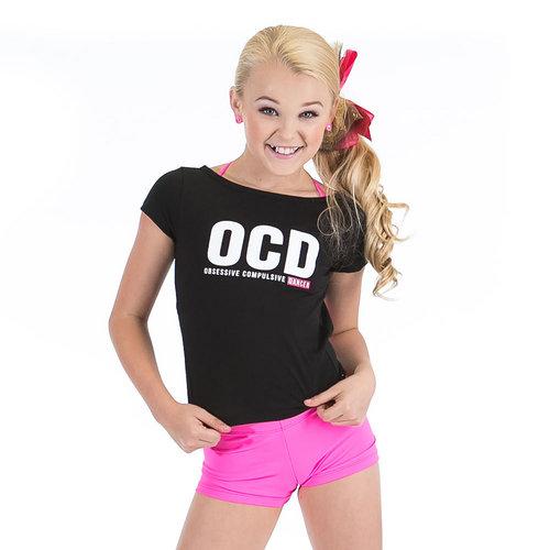 OCD Open Back Tee : G298