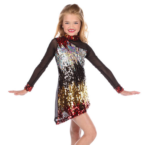 Girls Luminous Dress : G316C