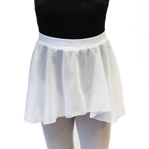 Youth Pull On Georgette Skirt : G323C