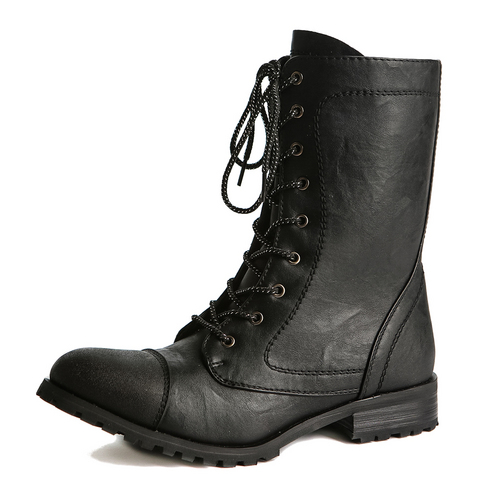 Youth Classic Combat Boot : GS17C