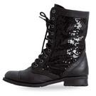 Combat Boots - Gia Mia : GS3