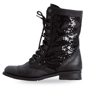 Gia-Mia Youth Combat Boot