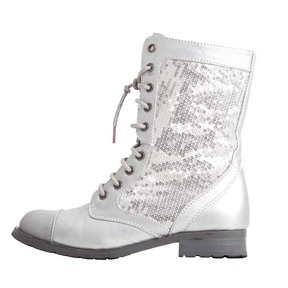 Gia-Mia Kombat Boots