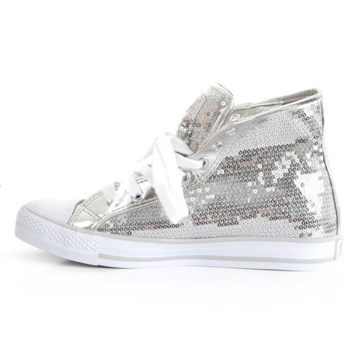 Gotta Flurt Retro Sequin Shoe : CAHID