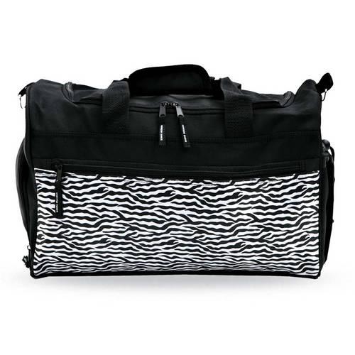 Zebra Dance Duffle Bags : 3200