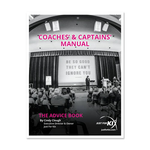 Coaches' and Captains' Manual : JFK-448