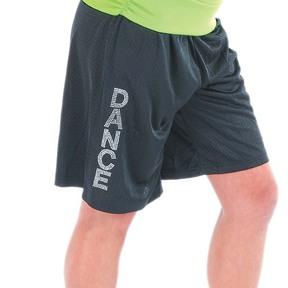 Bling Mesh Shorts