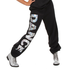 Sequin Dance Sweatpants