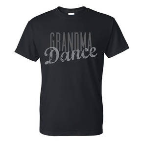 Dance Grandma Sequin Tee