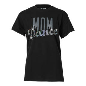 Dance Mom Sequin Tee