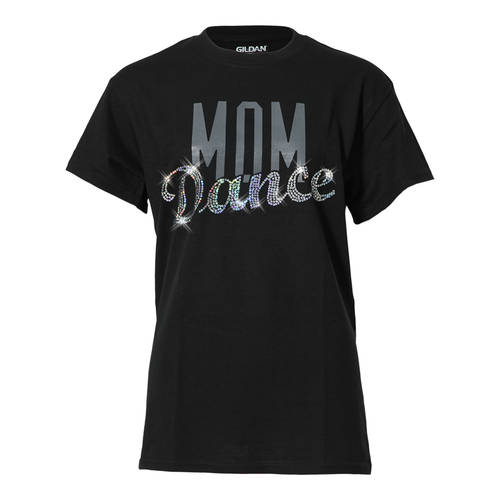 Dance Mom Sequin Tee : GAR-406