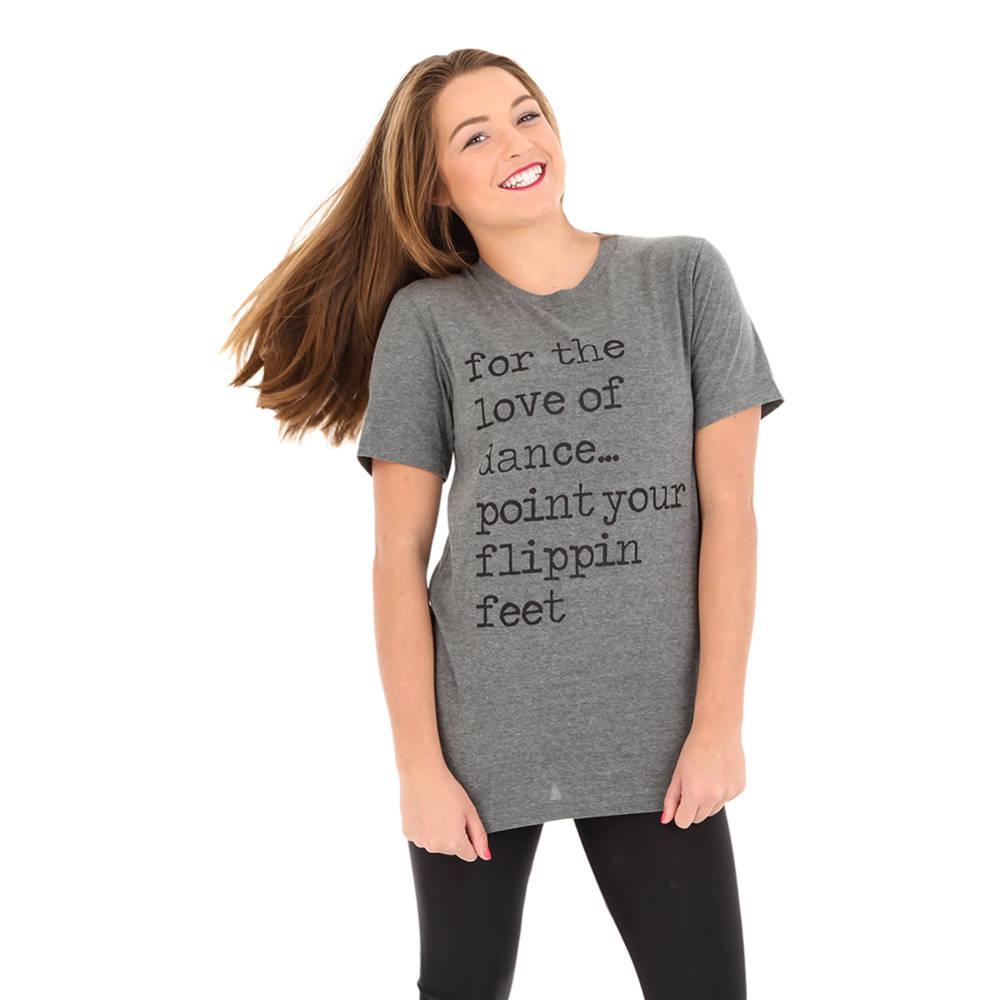 aa90921a For The Love of Dance T-Shirt : GAR-414