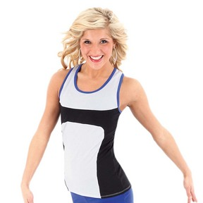 Just For Kix Thrive Sport Tank