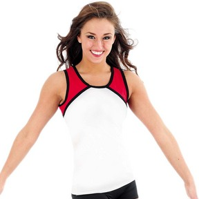 JFK Tri-color Sports Tank