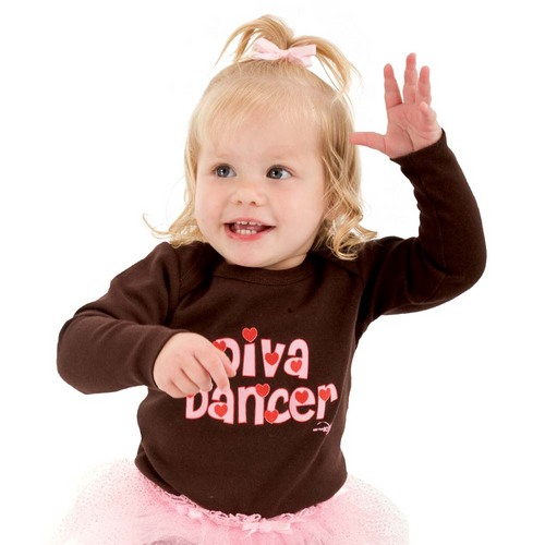 Diva Dancer Onesie : JFK-174