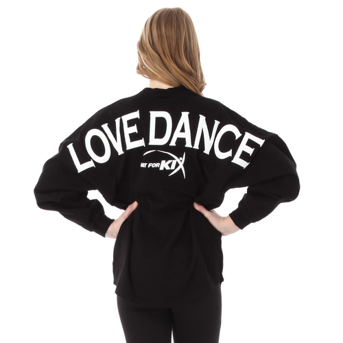 Love Dance Spirit Jersey : JFK-335