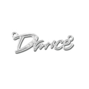 Dance Pendant Silver One Size
