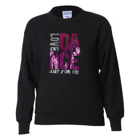 Youth Love Dance Sequin Sweatshirt