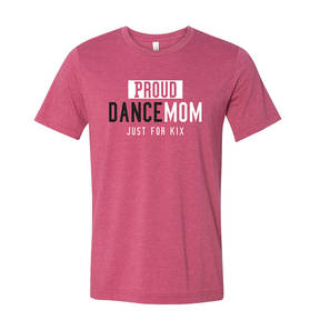 Proud Dance Mom Tee
