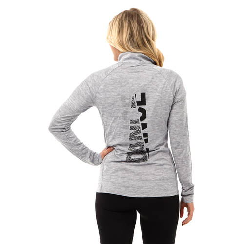 Under Armour Grey 1/4 Zip : JFK-583