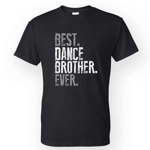 Best Brother Ever Tee : JFK-592