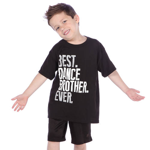 Youth Best Brother Ever Tee : JFK-592C
