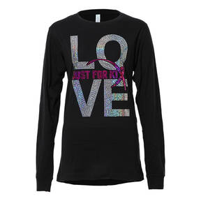 Youth Love JFK Long Sleeve