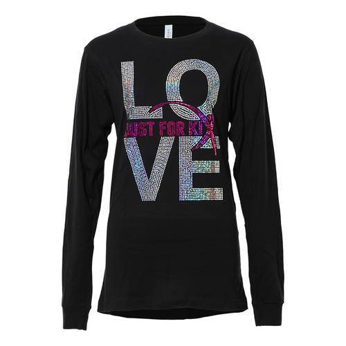 Youth Love JFK Long Sleeve : JFK-594C