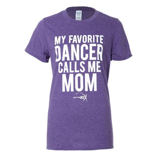 My Favorite Dancer Calls Me Mom : JFK-602