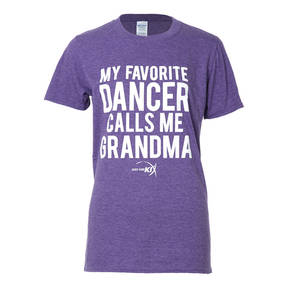 My Favorite Dancer Calls Me Grandma