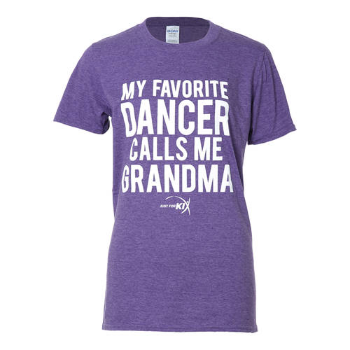 My Favorite Dancer Calls Me Grandma : JFK-603