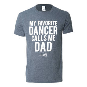 My Favorite Dancer Calls Me Dad