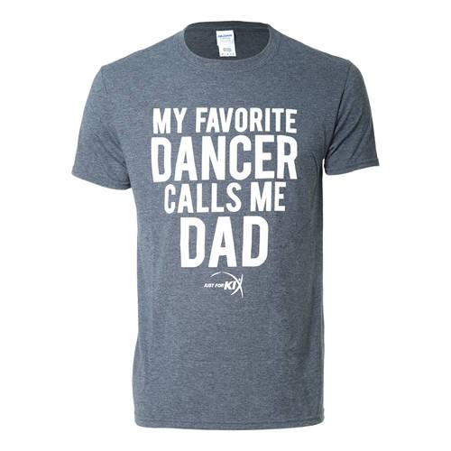 My Favorite Dancer Calls Me Dad : JFK-604