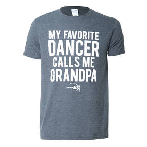 My Favorite Dancer Calls Me Grandpa