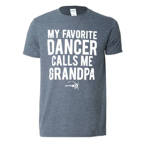 My Favorite Dancer Calls Me Grandpa : JFK-605