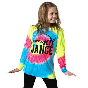 Youth Neon Rainbow Tye Dye JFK Dance