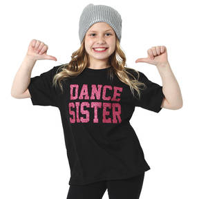 Youth Dance Sister Tee