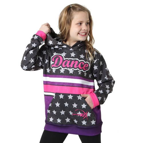 Youth Dance Star Hoodie : JFK-630C