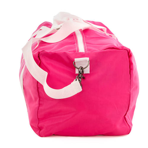 Large Pink Just For Kix Duffel Bag : M3005