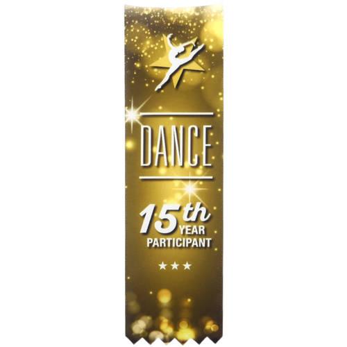 Gold Silver Bronze Ribbons : RIB101
