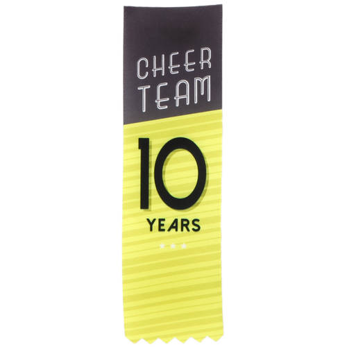 Cheer Team Ribbons : RIB102