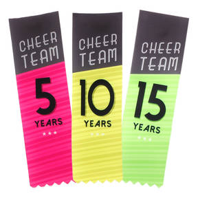 Cheer Team Ribbons