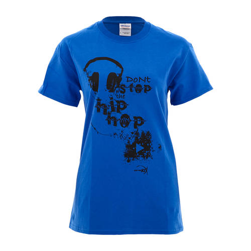 Don't Stop The Hip Hop Dance T-Shirt : T0024B
