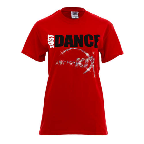 Just For Kix Dance Parent T-Shirt : t0079