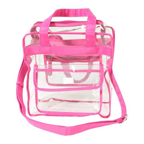 Clear Handbag : TM6-1086