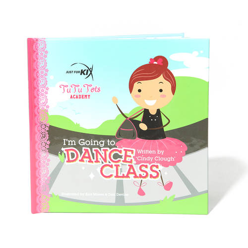 Tutu Tots Children's Book : TT-2