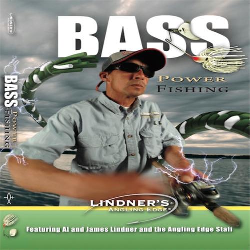Bass Power Fishing - Angling Edge DVD