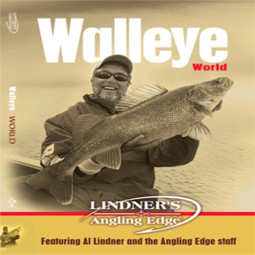Walleye World - Angling Edge DVD
